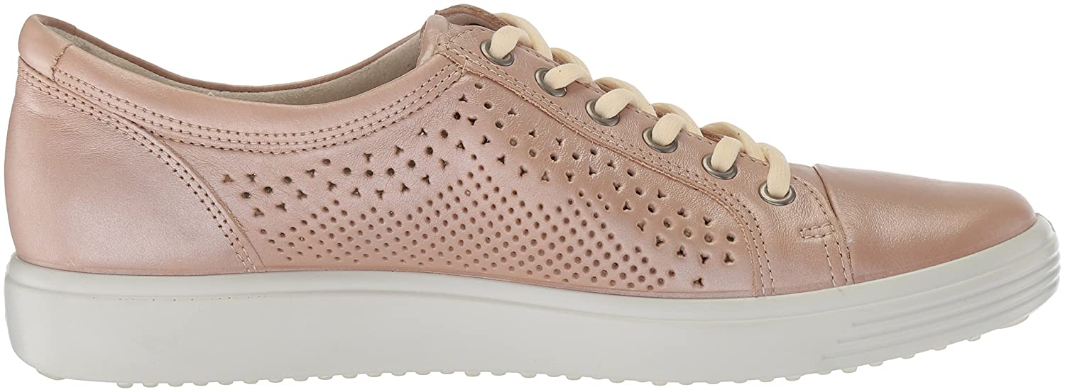 ECCO Women's Soft Medium 7 Sneaker B074CWJBX2 43 Medium Soft EU (12-12.5 US)|Powder 346e99