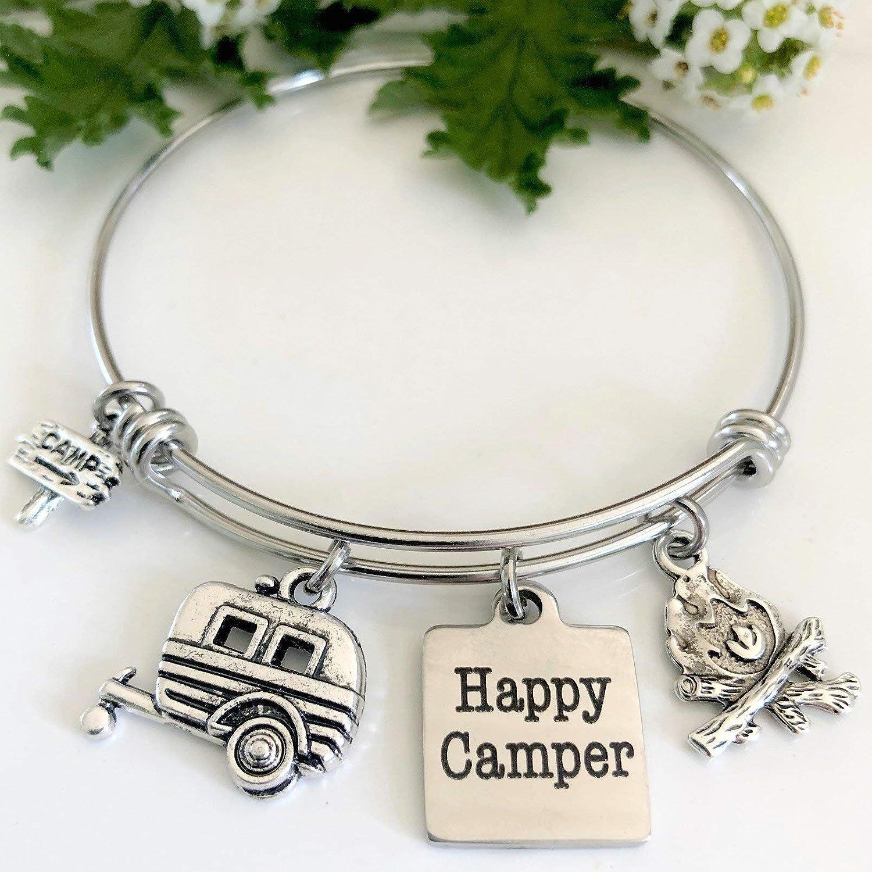 Camper Bracelet Life is Better in a Camper Retirement Bracelet