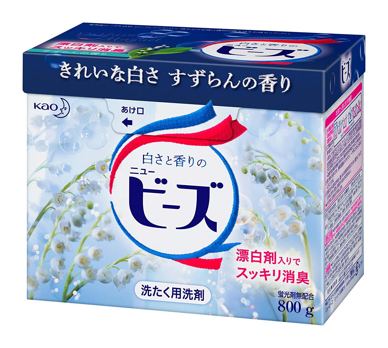 【花王】ニュービーズ 粉末タイプのサムネイル