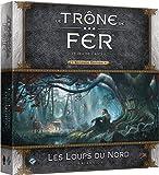 Asmodee - UBIGT08 - Le Trône de Fer - JCE   -  Loups du Nord