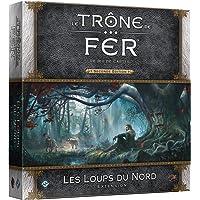 Asmodee UBIGT08 - Le Trône de Fer - JCE - Loups du Nord