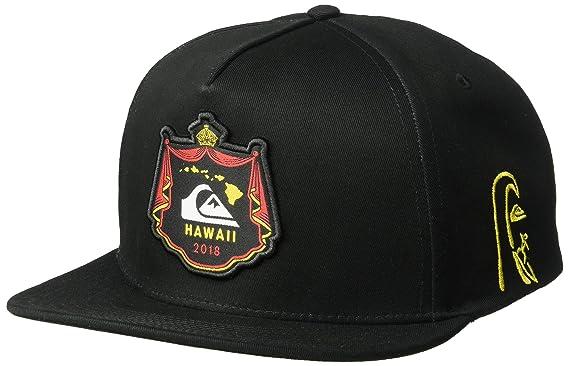 Amazon.com  Quiksilver Men s MWRM Crest Snapback Trucker HAT b52a49e22e9