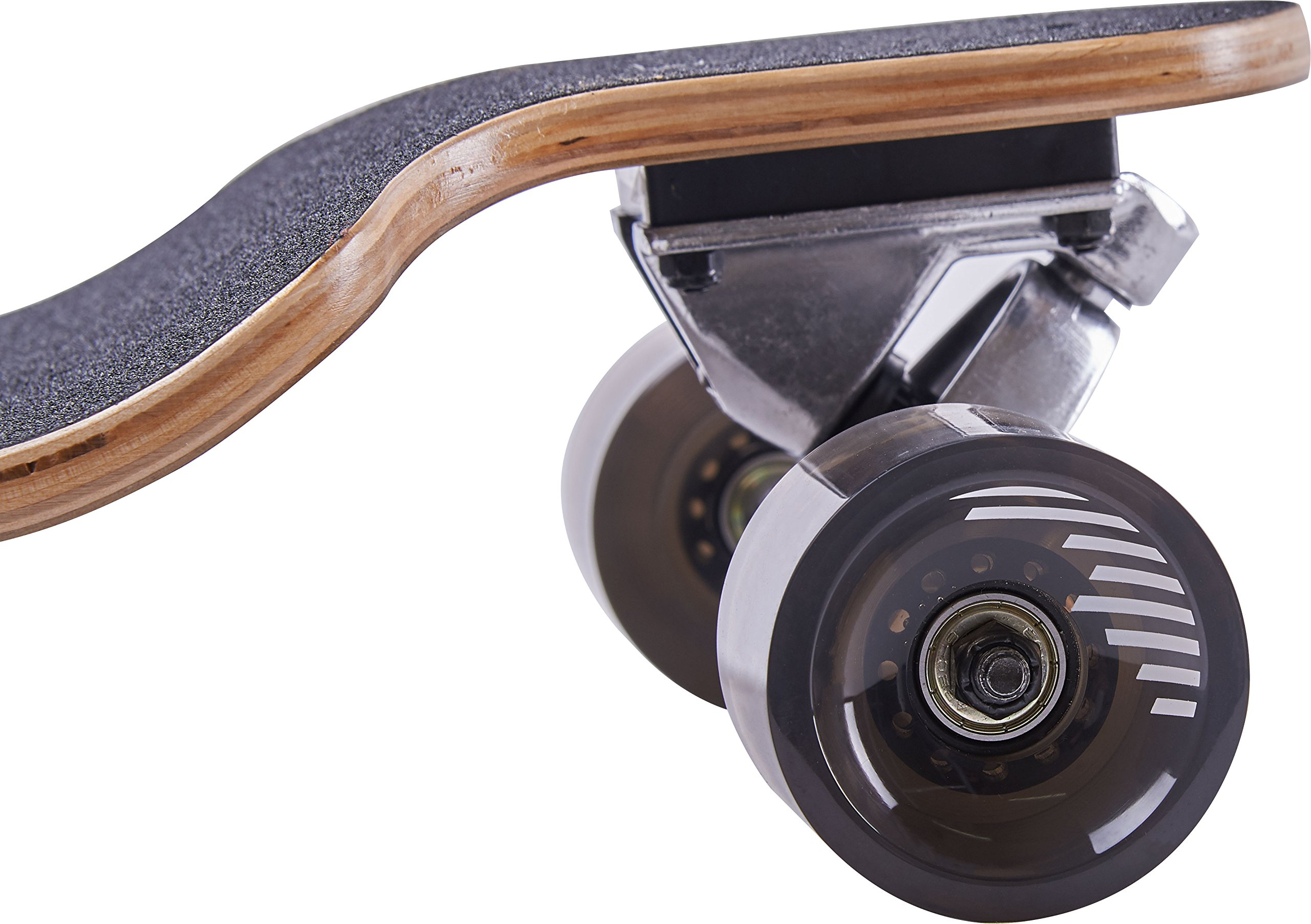 Black Ten Toes Board Emporium The Drops Drop Down Longboard Dropdown Skateboard