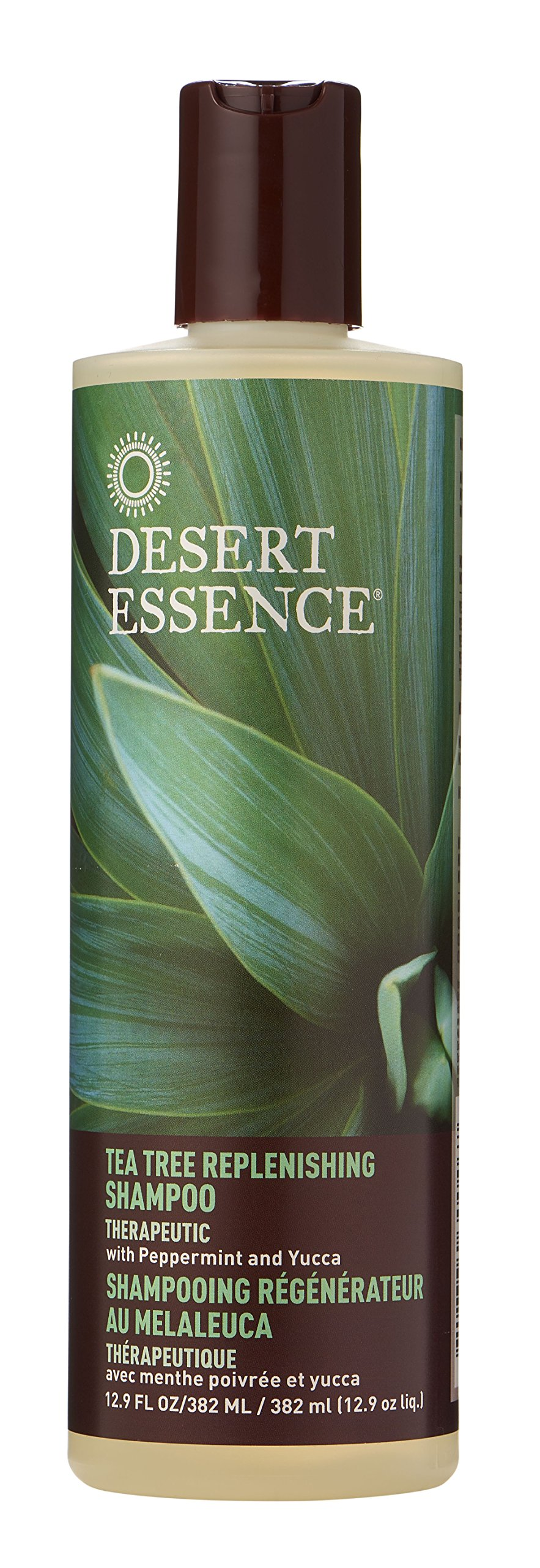 Desert Essence Tea Tree Shampoo - 12.9 fl oz