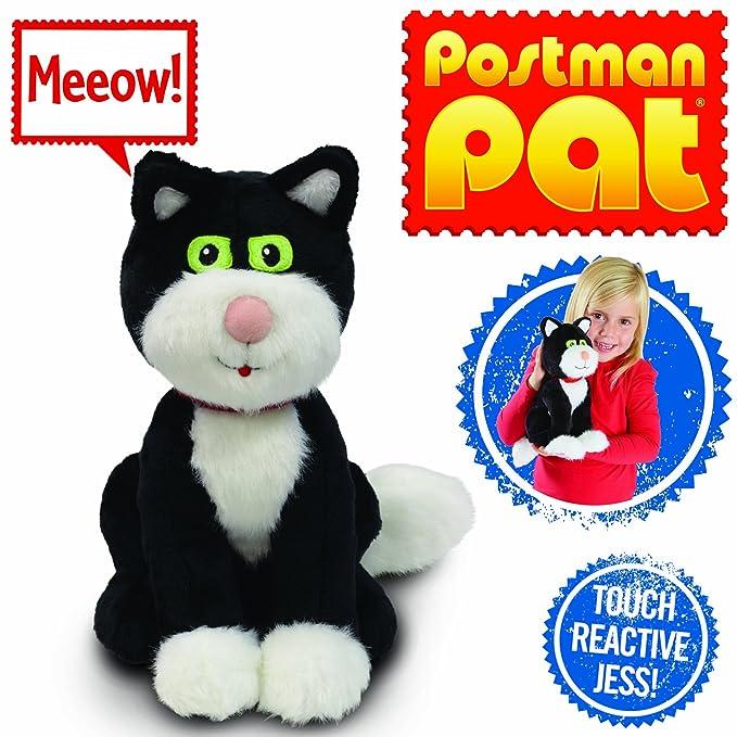 c1d5215058ce Postman Pat 04713 Pat Stroke and Purr Jess Plush Toy