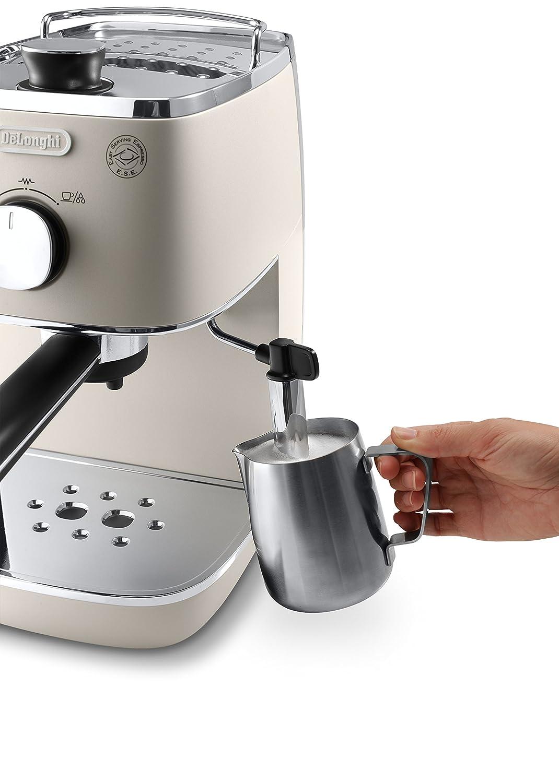 Angebot für Espresso Siebträgermaschine DeLonghi ECI 341.W DISTINTA