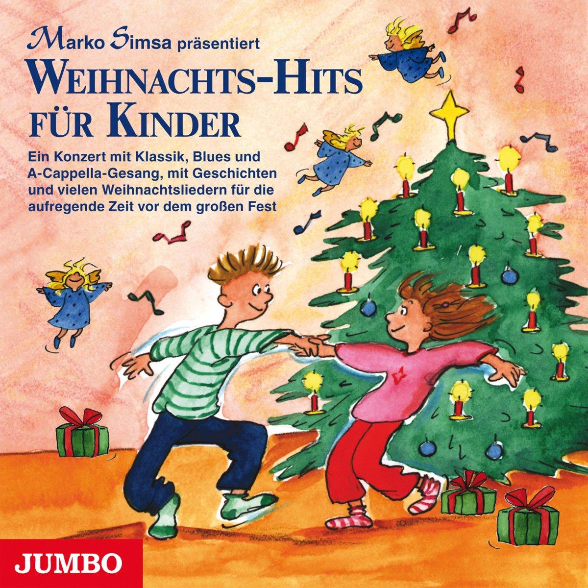 Weihnachts-Hits für Kinder - Marko Simsa: Amazon.de: Musik