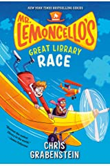 Mr. Lemoncello's Great Library Race (Mr. Lemoncello's Library Book 3) Kindle Edition