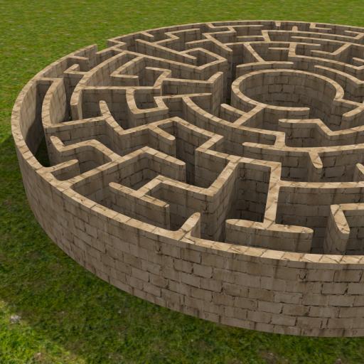 3D Maze  The Labyrinth