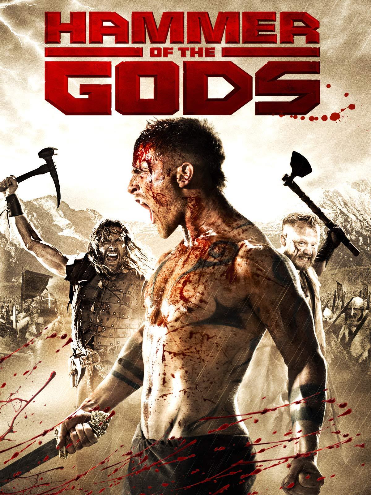 Hammer Of The Gods on Amazon Prime Video UK