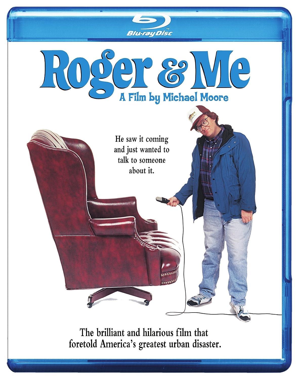 Amazon.com: Roger & Me (BD) [Blu-ray]: Michael Moore, Michael Moore, Michael  Moore, Michael Moore: Movies & TV