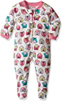 The Children's Place Girls' Blanket Sleeper PJs