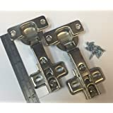 Replacement 110degree kitchen door hinge (pack of 2) by UK Kitchens