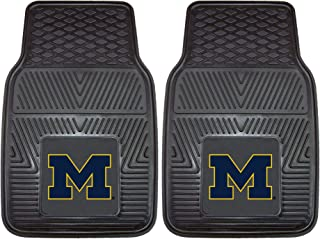 product image for FANMATS NCAA University of Michigan Wolverines Vinyl Heavy Duty Car Mat