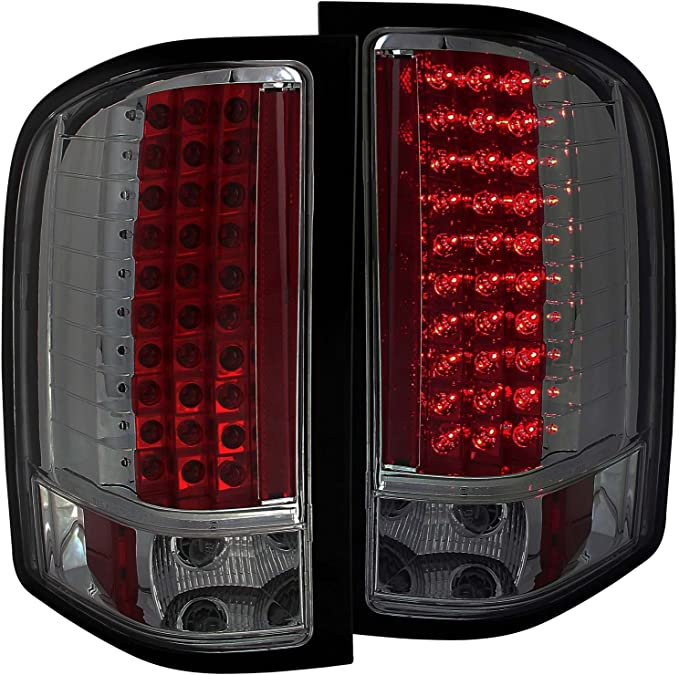 2007-2013 GMC Sierra 1500 2500 3500HD LEFT Driver Rear Brake Tail Light Wiring