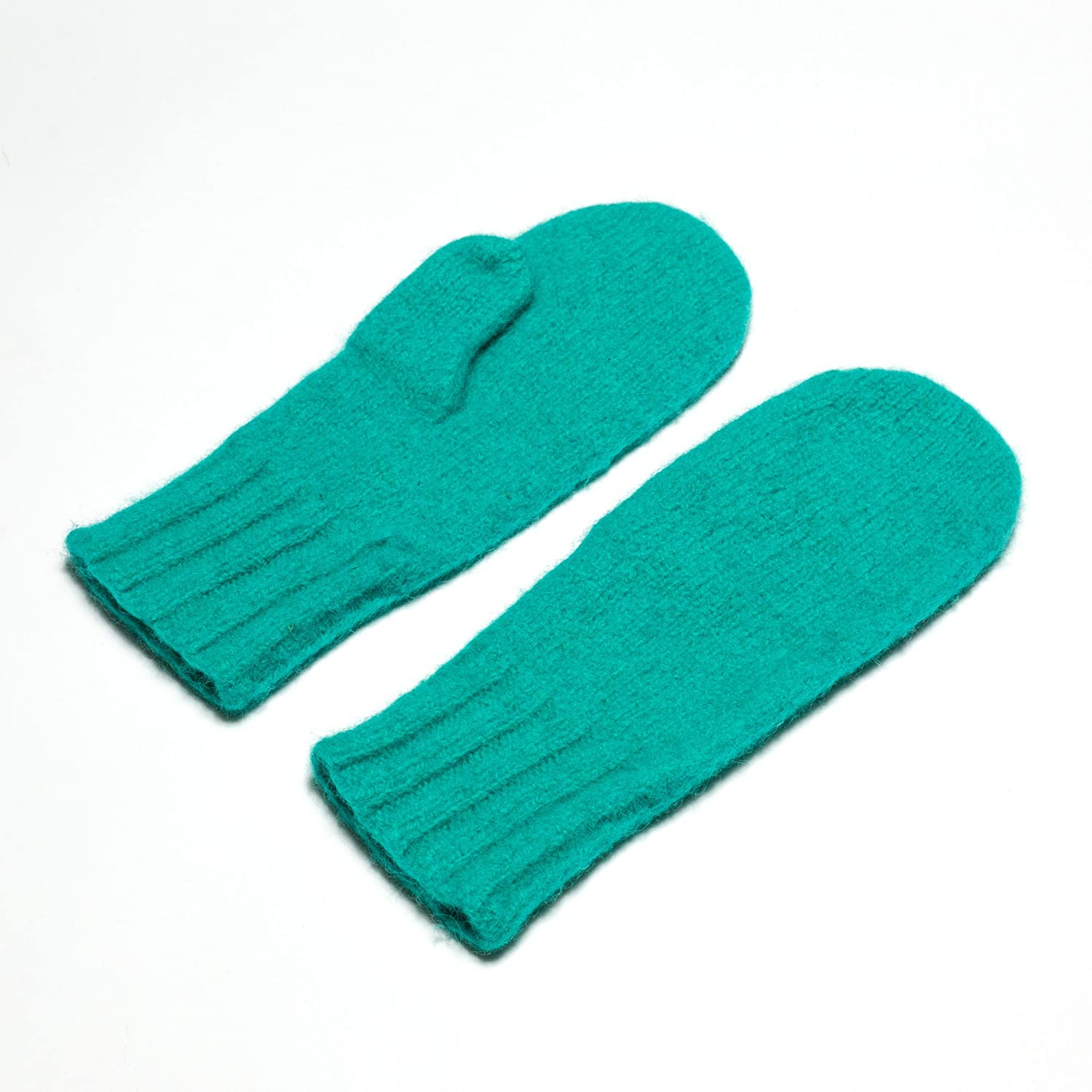 Dachstein Woolwear 100/% Extra Warm Austrian Boiled Wool Alpine Mittens in Many Vibrant Colors