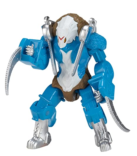 Power Rangers 43714 Ninja Steel Villain Ripperat Figure ...