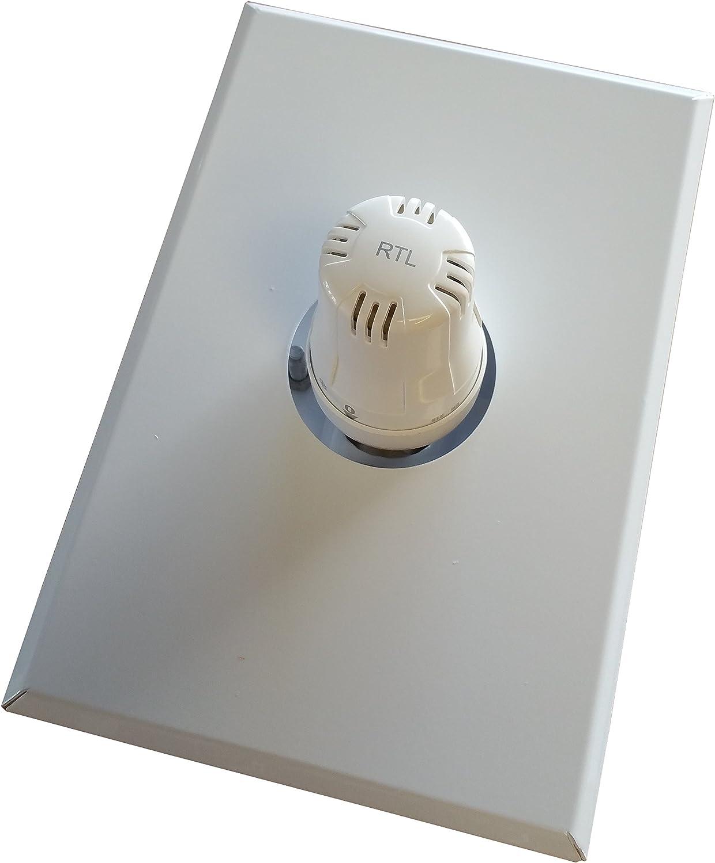 Jollytherm 10076 Aquaheat RTL-Ventil standard f/ür Warmwasser Fu/ßbodenheizungen