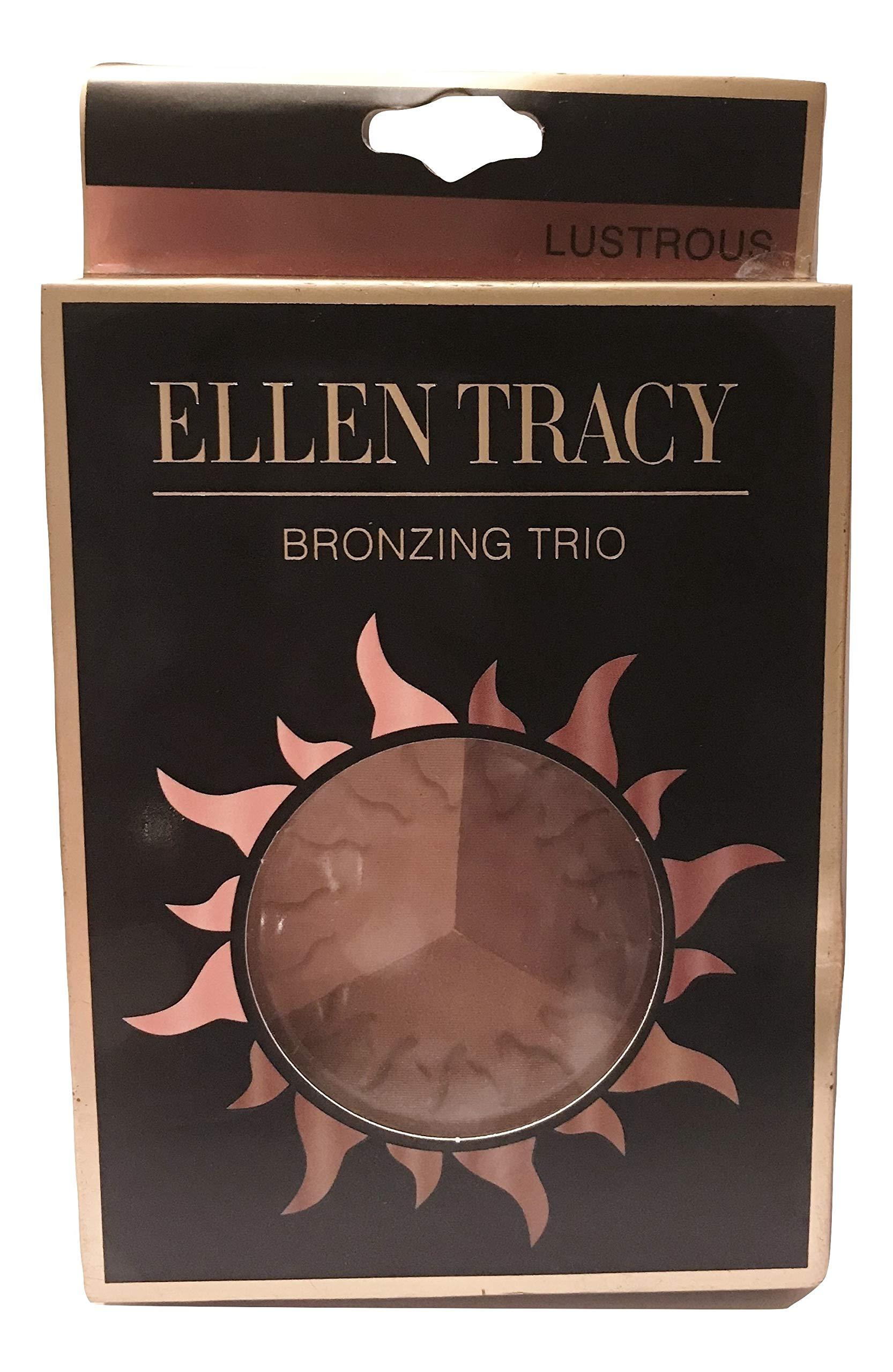 Ellen Tracy Lustrous Bronzing Trio