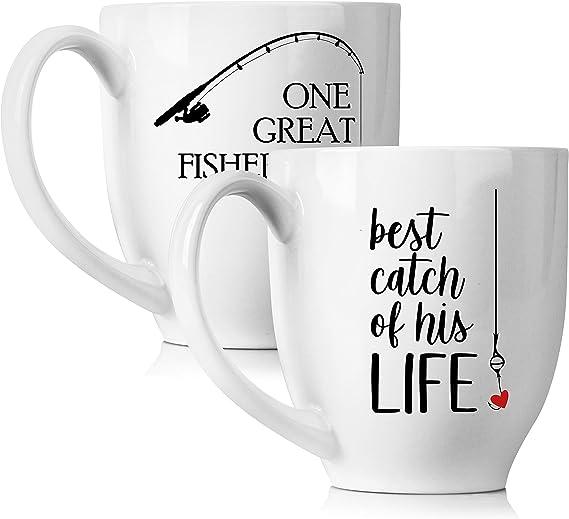 Fishermen Mug Set