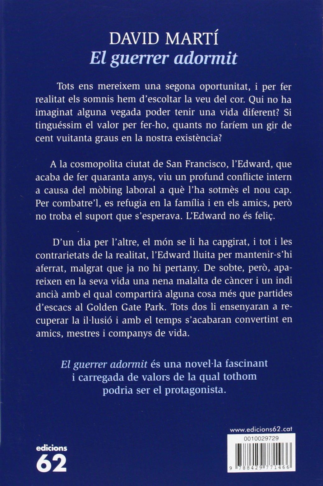 El Guerrer Adormit (Èxits): Amazon.es: David Martí Martínez: Libros