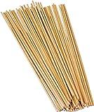 """STEM Basics: 1/8"""" Wood Dowels - 100 Count"""