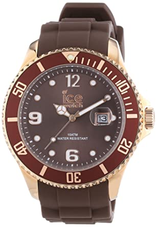 Ice-Watch - Ice-Style - Brown - Big (48mm) Silicone Quartz