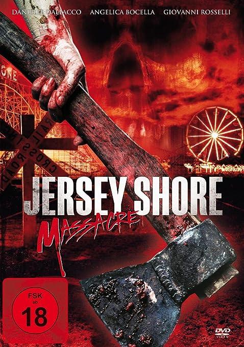 Jersey Shore Massacre [Alemania] [DVD]: Amazon.es: Danielle ...