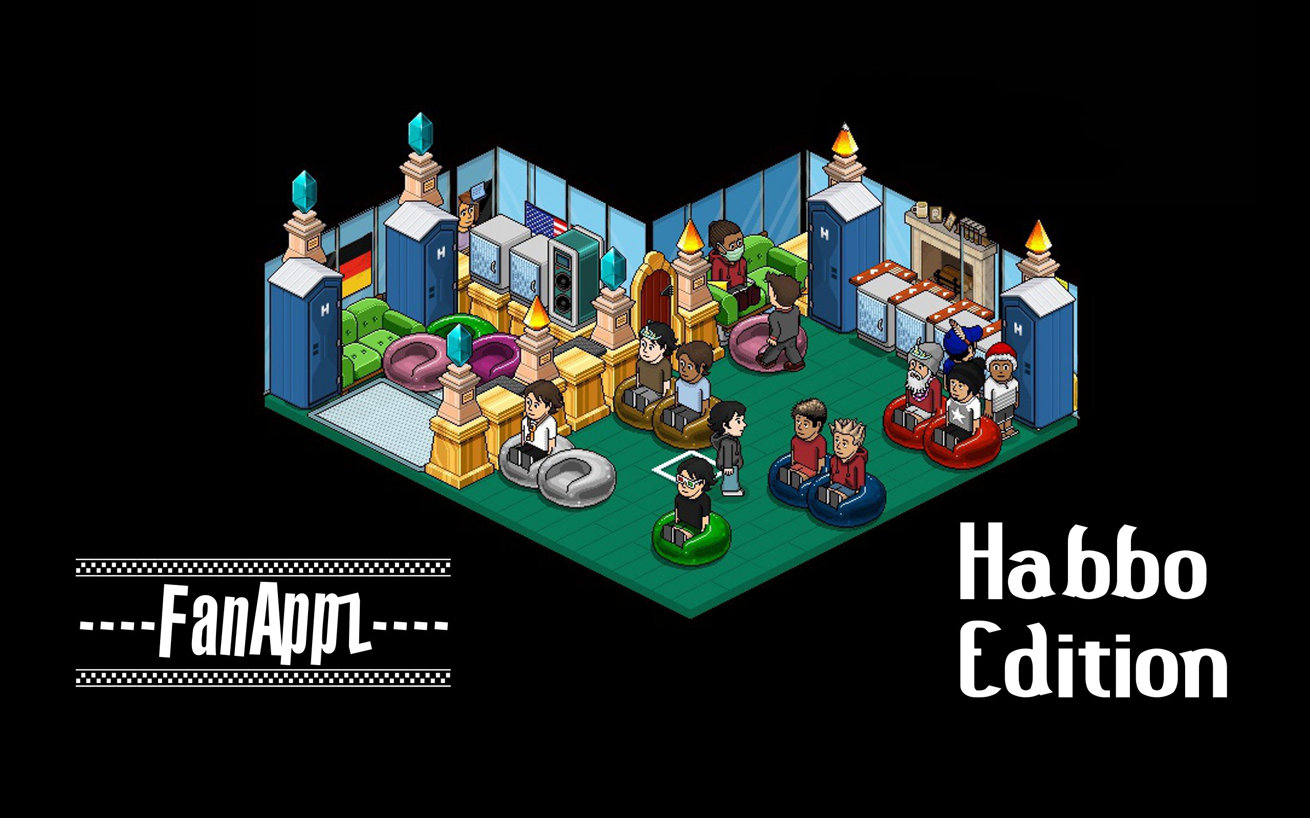 Amazon Fanappz Habbo Edition Appstore For Android