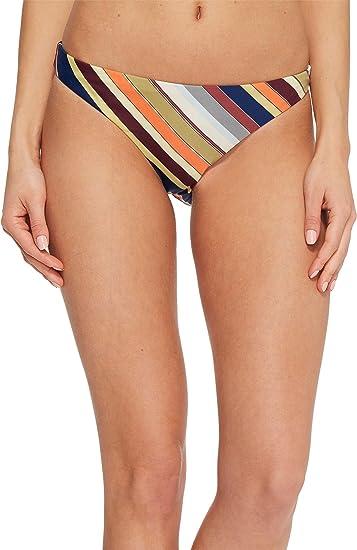 5c29a0848956e1 Amazon.com  Bikini Lab Womens Funkytown Cinched Back Hipster Bikini Bottom   Clothing