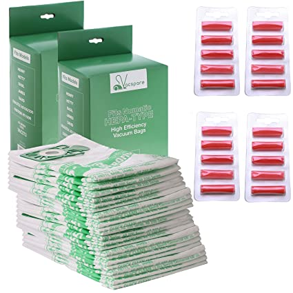 PACK OF 5  NUMATIC HETTY HENRY JAMES VACUUM CLEANER DUSTBAGS HOOVER BAGS  252E