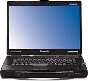 "Panasonic Toughbook CF-52 MK5, i5-3360M @2.80GHz,15.4"" WUXGA, 8GB, 240SSD, Windows 10 Pro (Renewed)"