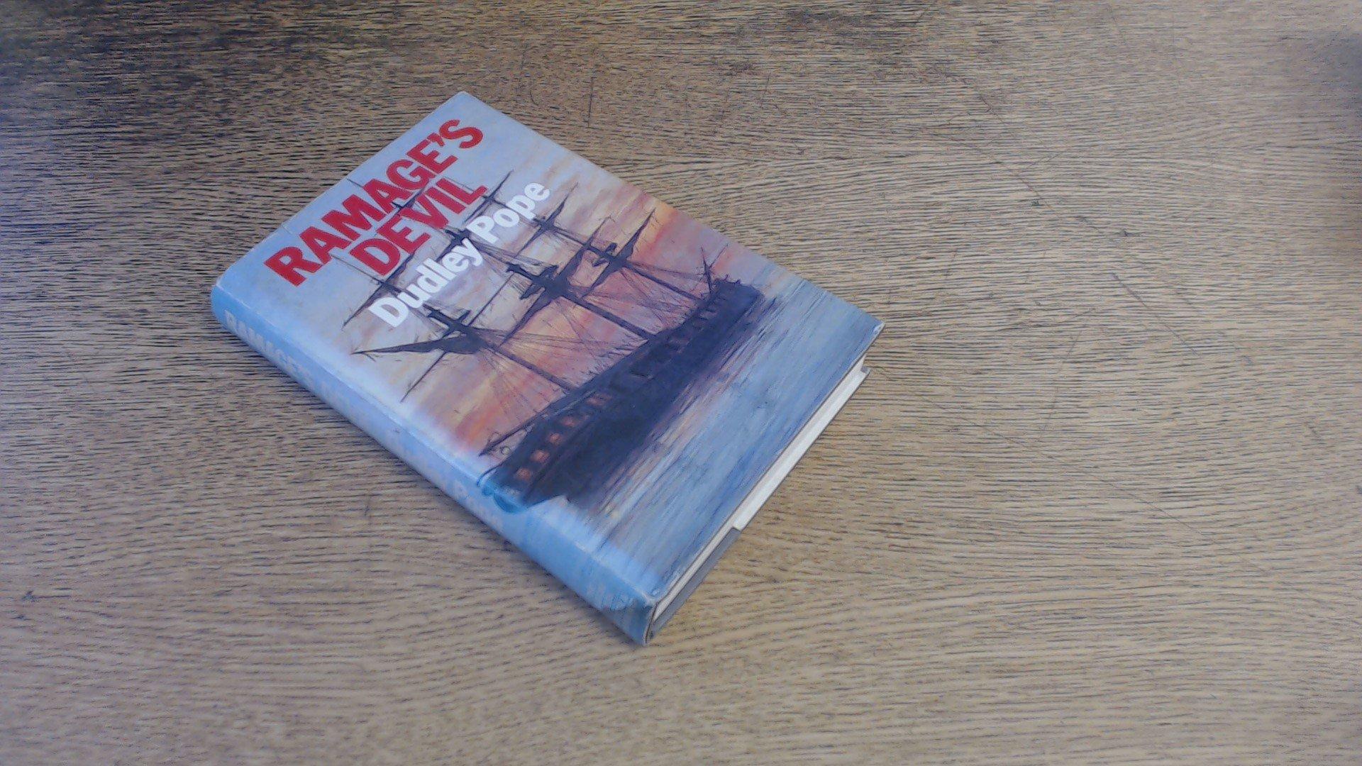 Ramage's Devil (Alison Press Books)
