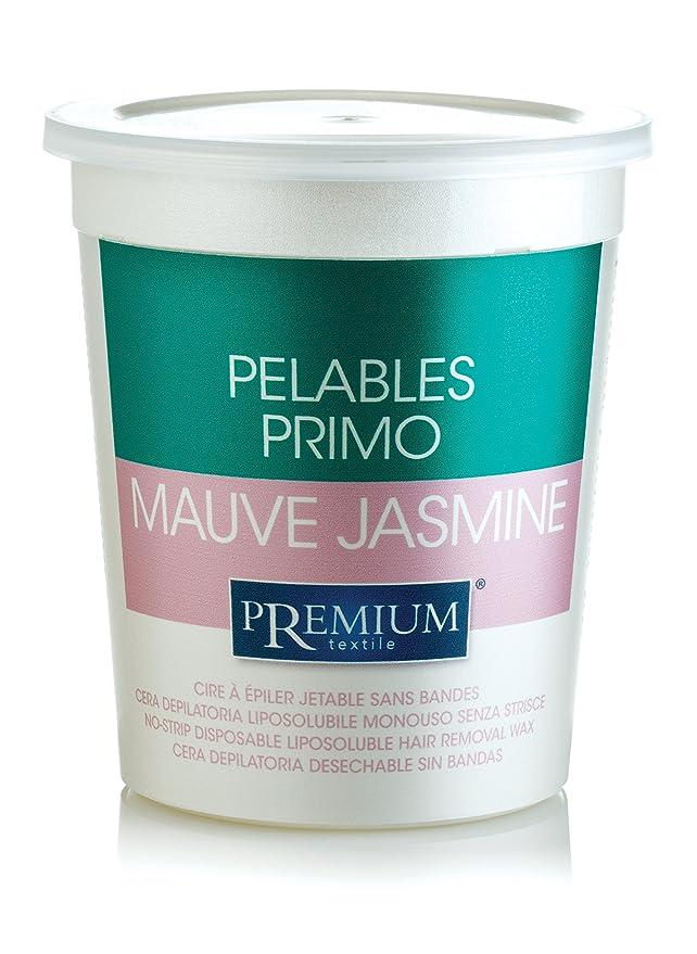 Premium Jazmín Mauve heißwachs, íntimo y axilas. recomendado sin ...