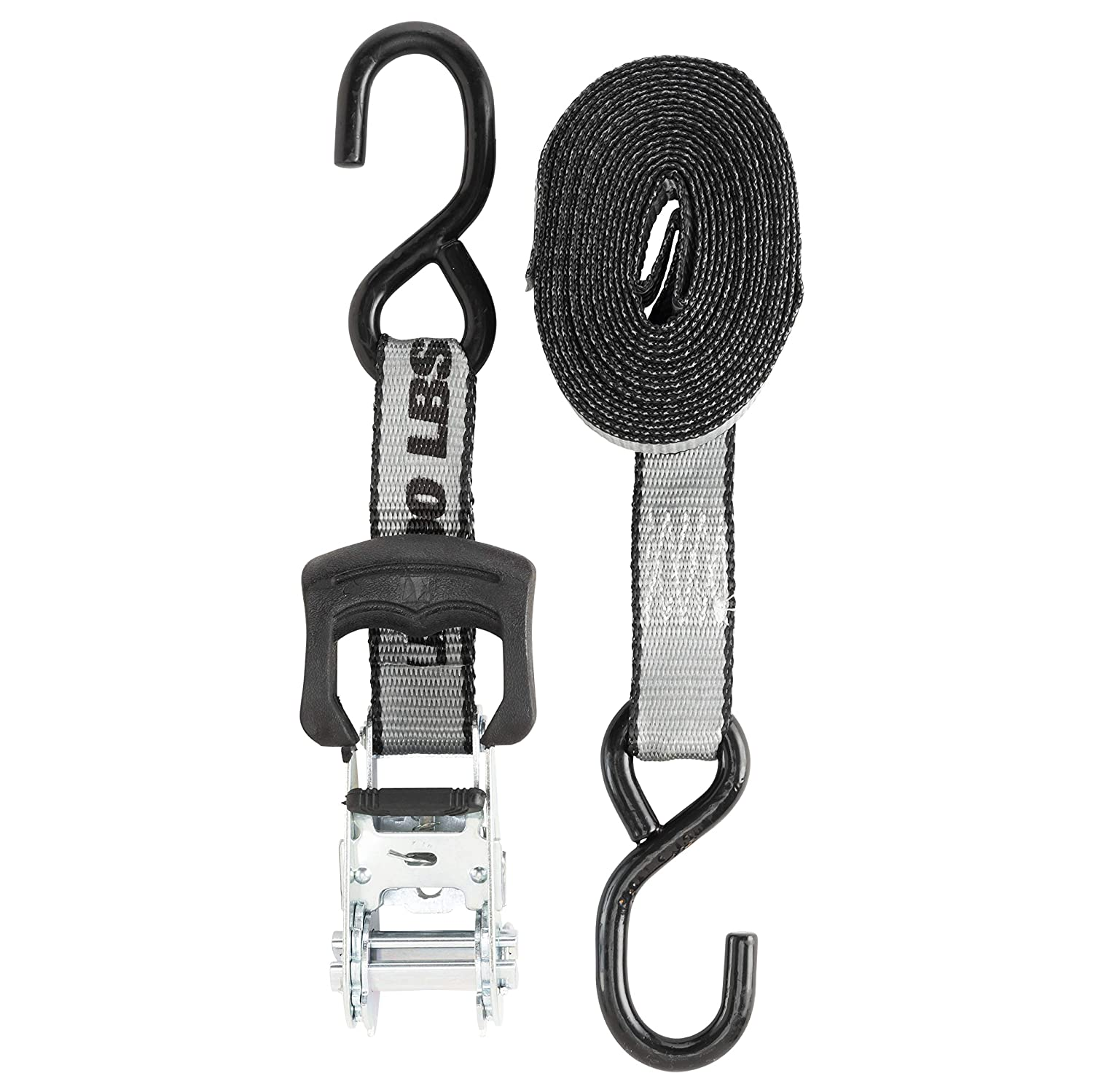 Keeper  05503 14 Ratchet Tie Down 4-Pack