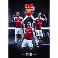 Arsenal Official 2019 Calendar - A3 Wall Calendar