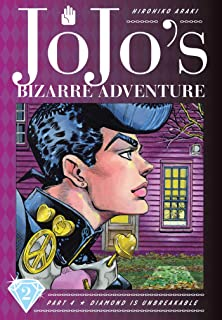 JoJo's Bizarre Adventure: Part 4--Diamond Is Unbreakable, Vol  1 (1