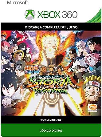 Naruto Shippuden: Ultimate Ninja Storm Revolution | Xbox 360 - Código de descarga: Amazon.es: Videojuegos