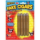 Forum Novelties Fake Cigar Prop - Pack of 4