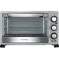 Rosewill RHTO-17001 6 Slice Toaster Oven Broiler with Drip Pan