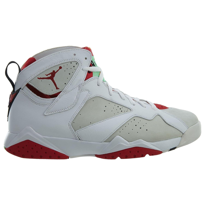 Nike Air Jordan 7 Retro, Zapatillas de Deporte para Hombre, Blanco/Azul (Wht/Frnch Bl-Unvrsty Bl-Flnt G-), 49 EU