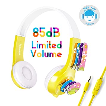 3514639ccf1 Mimoday Kids Headphones for Kindle Fire Kids Edition: Amazon.co.uk:  Electronics