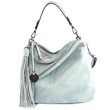 Hobo Bag Roxy blue Suri Frey xweKS