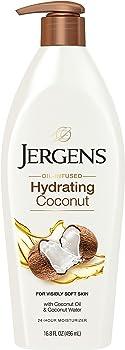 Jergens Hydrating Coconut Dry Skin Body Moisturizer