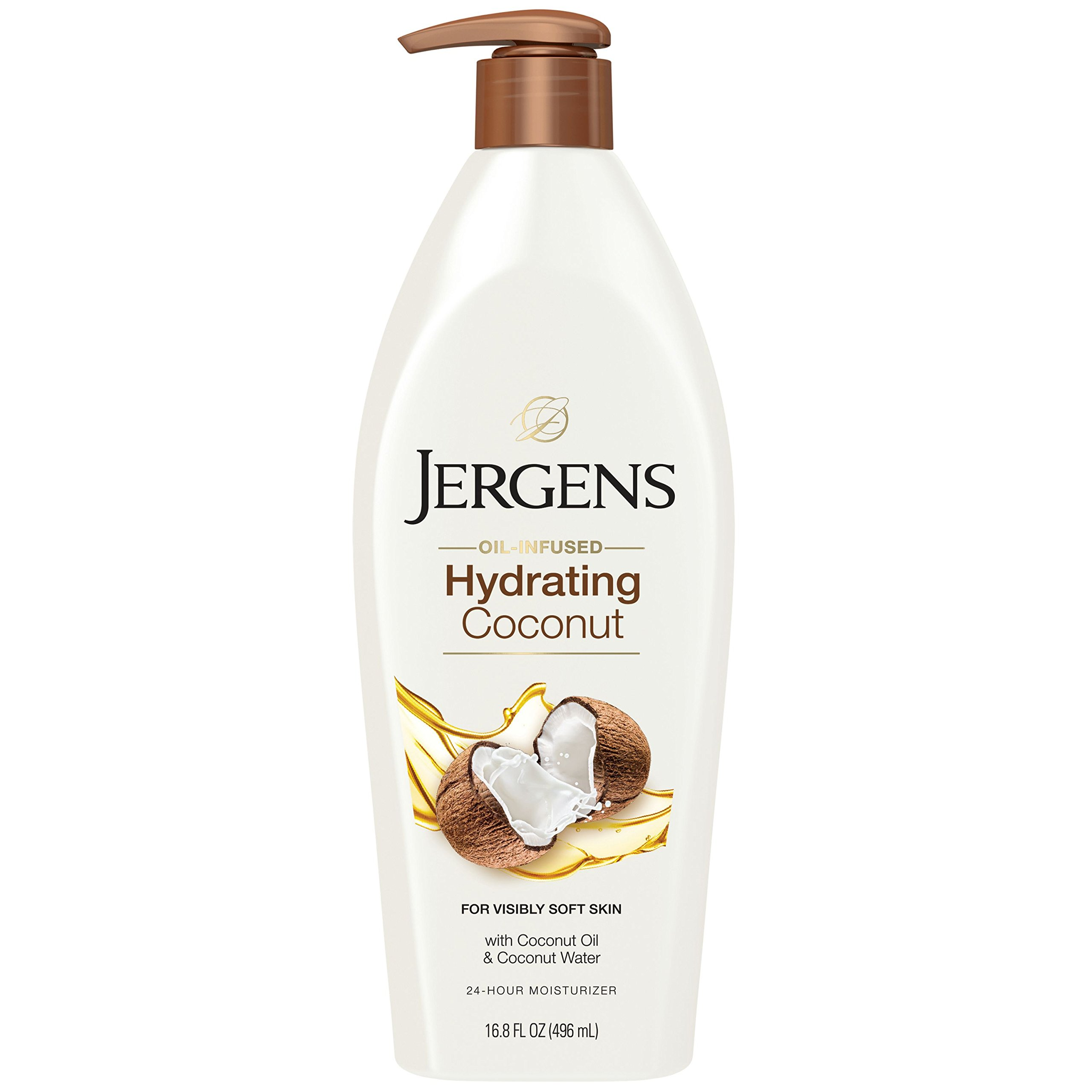 Jergens Shea Butter Deep Conditioning Moisturizer 265 Twin Pack Vaseline Hw Perfect 10 Pj 400ml Hydrating Coconut Dry Skin Body 168 Ounces Packaging May Vary