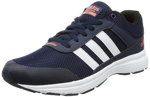 adidas Scarpe Uomo Sneakers CF VS City in Tela Blu BB9688