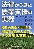 法律から見た農業支援の実務