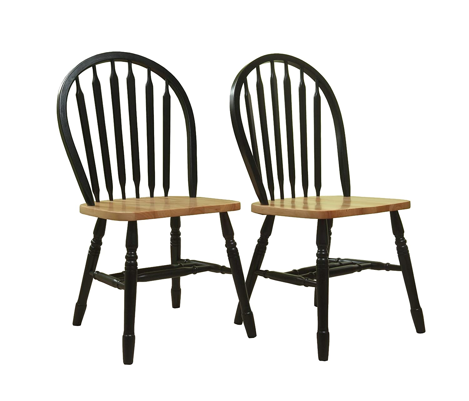 Amazon TMS Arrowback Chair Set of 2 Chairs