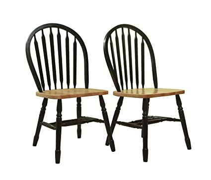 Exceptionnel TMS Arrowback Chair, Set Of 2