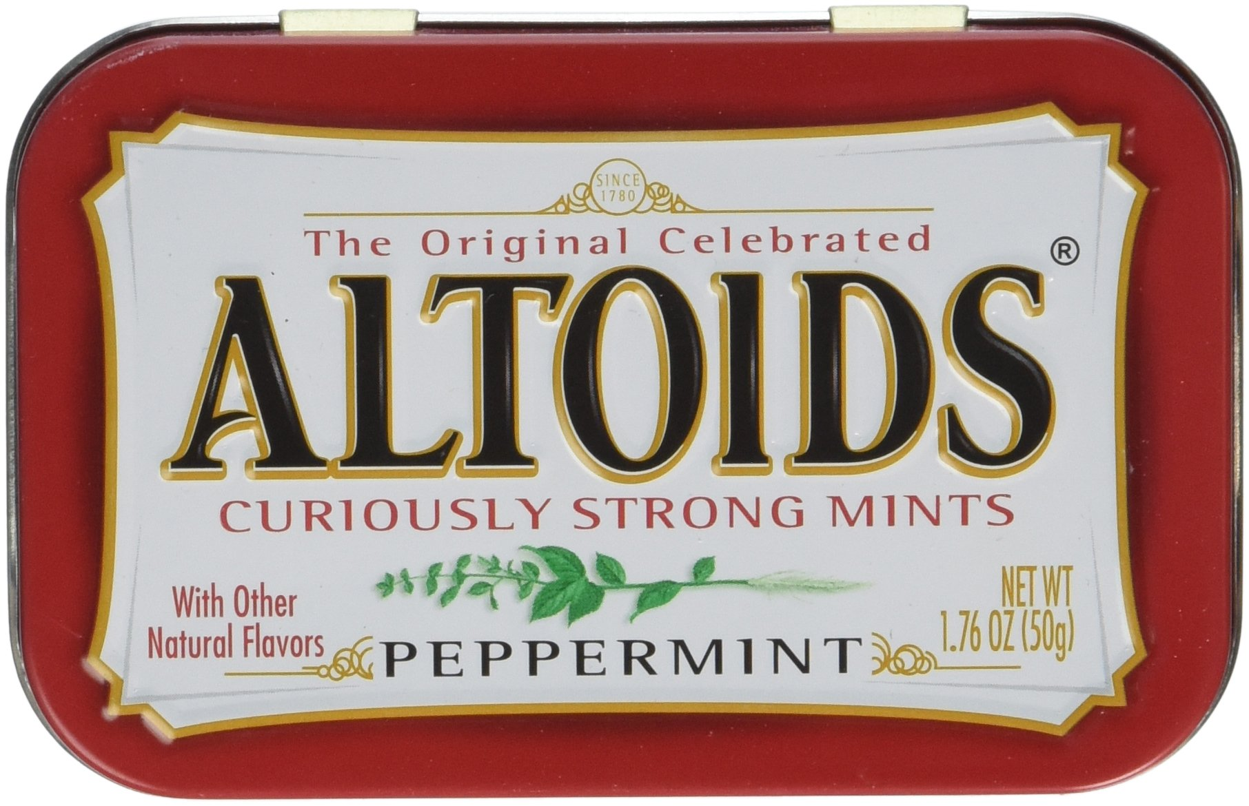 Altoids Peppermint Mints - 6 paks